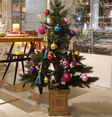 クリスマスツリーの商品画像