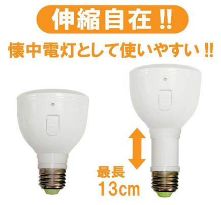 LED電球の紹介