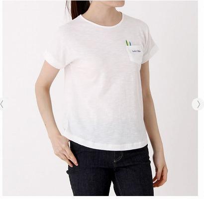 サクラクーピー半袖Tシャツの写真