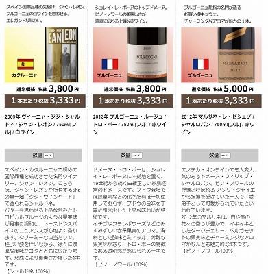対象のワインの紹介