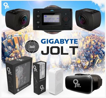 GIGABITE Jolt Duoの写真